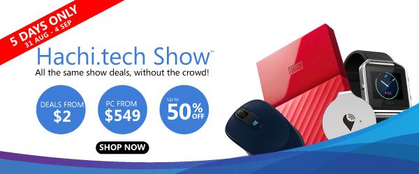 Hachi.tech Show